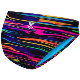 TYR Fresno Slip bikini Donna, purple/multi